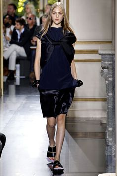 Céline - Spring 2013 Ready-to-Wear