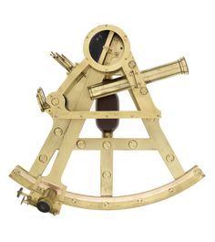 Double Frame Bridge Sextant - 1798