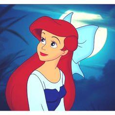 Favorite disney character Ariel
