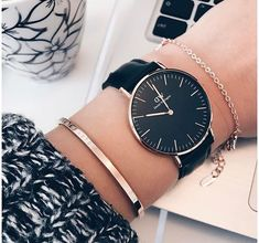 Use the code MELANIEX for 15% off when you order on: Daniel Wellington CLASSIC BLACK | 36MM SHEFFIELD #ad