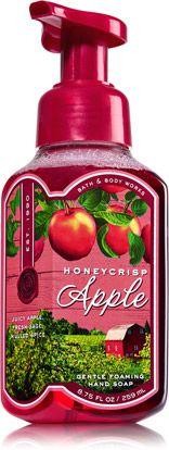 Honeycrisp Apple Gentle Foaming Hand Soap - Soap/Sanitizer - Bath & Body Works