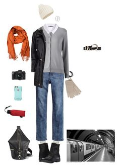 L6-E1 by kclange on Polyvore featuring polyvore, fashion, style, Croft & Barrow, H&M, Merona, Gap, Massimo Matteo, Kenneth Cole, M&Co, Pieces, Wyatt, Accessorize, Victorinox Swiss Army, OtterBox, Stitch & Hide, Fuji, women's clothing, women's fashion, women, female, woman, misses and juniors