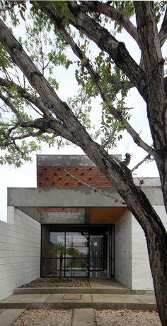 Casa Caoba,© Carlos Berdejo Mandujano