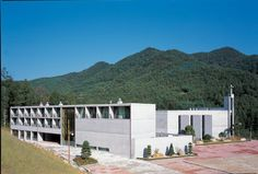원주제일교회수련원/방철린 Wonju Jeil Church Training Center by Bang, Chulrin /Architect Group CAAN