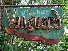 Village Vanguard, NYC jazz club. Some great records came from sessions here.
