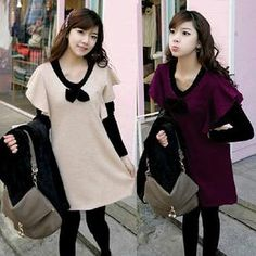 Wholesale Women Pants - Buy 815 # Korean Fashion Models Pregnant Women Skirt Dress Blouse Spring, $13.68   DHgate