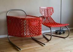 Something Southernelle!: RECYCLED FURNITURE IDEAS