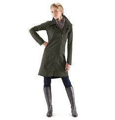 Shroud of Purrin Trench - Women's Insulated Softshell Trench - Nau.com love this trench!