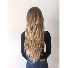 #sombre #hair