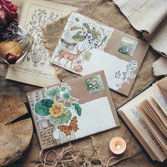 Pen Pal Letters, Cute Letters, Diy Letters, Iphone Wallpaper Landscape, Aesthetic Letters, Snail Mail Pen Pals, Diy Envelope, Bullet Journal School, Wallet Tutorial