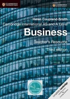 22 best advanced asa level business books images on pinterest cambridge international as and a level business teachers resource cd rom third edition fandeluxe Choice Image