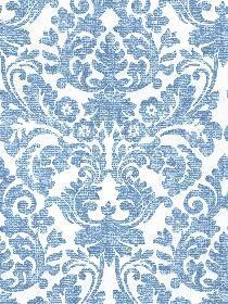 Blue And White Damask Wallpaper Book 522 Steveu0027s