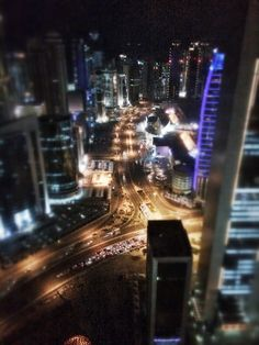Shots on the iPhone from London, Doha, New York and Detroit.