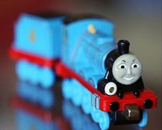 All aboard! Thomas The Tank Birthday