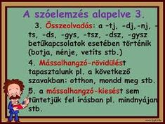 "Képtalálat a következőre: ""Helyesirasunk.alapelvei"" Science Experiments Kids, Resume Examples, Resume Templates, Teacher, Learning, Petra, Worksheets, Google, Science Experiments For Kids"