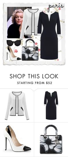 """""""MARILYN MONROE STYLE ! PT.2"""" by jasmine-monro ❤ liked on Polyvore featuring Christian Dior, men's fashion and menswear"""