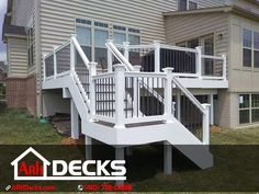A new deck isn't only a place for enjoying the outdoors during the day... you can also spend warm evenings under the stars enjoying time with your family on your new deck... #deckbuilder #frederickmd #arhdecks