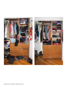 8 best closets before and after images closets armoire armoires rh pinterest com