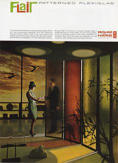 Rohm & Haas Plexiglass
