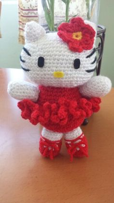 Hello Kitty crochet DIMyself