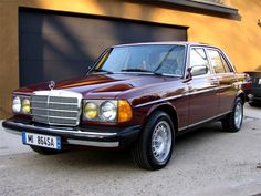 1983 Mercedes Benz 300Dt  My absolute favorite car EVER!!!!