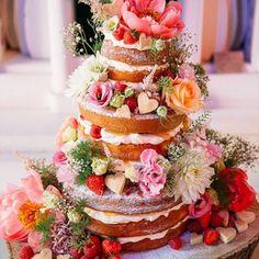 Dica e Inspirações maisRESPECT - 30 Bolos de Casamento Incríveis, para os noivos se inspirarem!