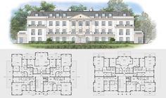 Learn more about Ascot Design's architecture design services by exploring our projects. We are the leading name in architecture design services in Ascot, Berkshire and beyond. Victorian House Plans, Craftsman House Plans, New House Plans, House Floor Plans, Minecraft House Plans, Minecraft Houses Blueprints, House Blueprints, Sims Building, Building Plans