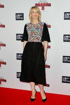 Cate Blanchett in Chanel