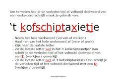 lesmateriaal en andere onderwijstips van juf Jantine: spelling