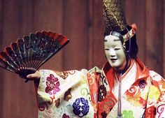 Noh is the oldest of Japan's theatrical arts. It is a comprehensive art form, embodying not only music, dance and literary art, but also sculpture, dyeing and weaving, and construction arts.   能楽師・佐久間二郎
