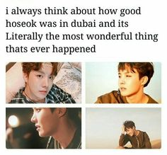 //BTS- He has always been perfect tho