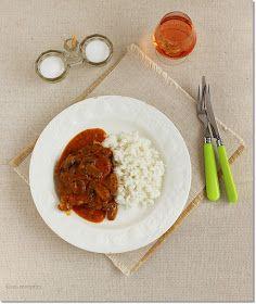 ogy ne legyen se túl lágy, sem pedig túl Risotto, Grains, Meat, Ethnic Recipes, Food, Essen, Meals, Seeds, Yemek