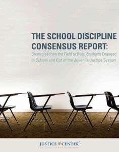 Building Consensus to Reform School Discipline   National Opportunity to Learn Campaign   Education Reform for Equity and Opportunity