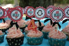 Penguins Birthday Party Ideas   Photo 13 of 18