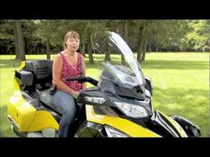 Can-Am Spyder 2012 Model Overview