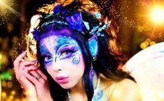 #Ideas para maquillarse en #Carnaval #maquillaje #fantasia http://www.guapaalinstante.com/2014/03/ideas-para-maquillarse-en-carnaval.html