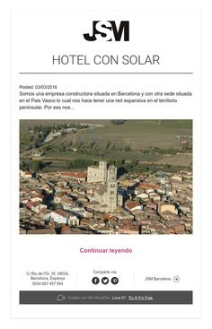 HOTEL CON SOLAR