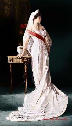 Grand Duchess Tatiana of Russia by klimbims on DeviantArt