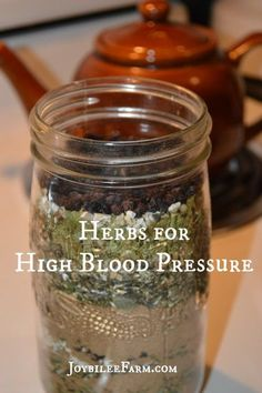 Herbs for high blood pressure provide lowering of the blood pressure, a tonic to the heart, a diuretic, an antispasmodic, a vascular tonic, & a relaxant.