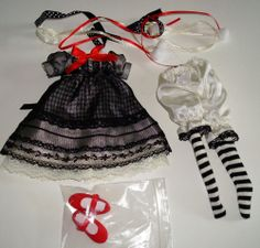 """Ellowyne Friend 14"""" 'PERFECT PATIENCE"""" NEW Complete Outfit - NO DOLL"""