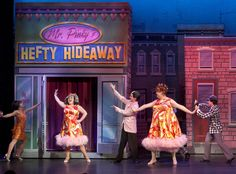 The iconic Broadway musical Hairspray wows guests on board Royal Caribbean cruise