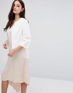 Coast Tailored Jacket - White