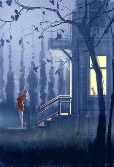 When it's cooler outside. #pascalcampion