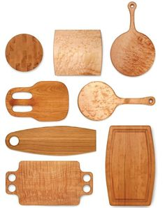 How to make Wooden Cutting Boards - video, using tells you how to do it using fairly simple tools since it is designed for beginning woodworkers
