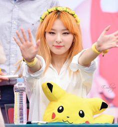 Red Velvet - Seulgi #kpop #fansign