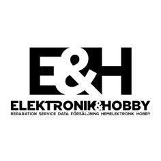 Vår nya logo design till Elektronik & Hobby! #logokompaniet #LogoDesign
