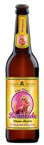 Die Hauptstadt-Erfrischung: Limonade in verschiedenen Geschmacksrichtungen. Prost.