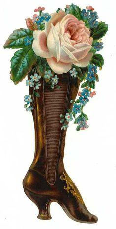 antique  and vintage .victorian cards | Vintage Victorian Flowers Rose 700 Art images 2 CD's | eBay