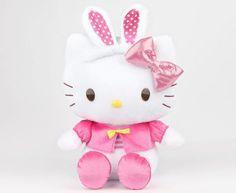 Hello Kitty Easter Plush