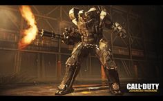 Call of Duty Advanced Warfare - Mech Combat Suit